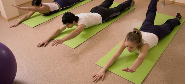 Гімнастика при остеохондрозі грудного відділу, вправи і масаж